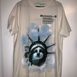 OFF-WHITE Liberty Tee